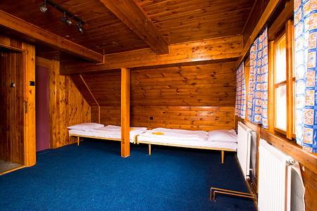 Ubytování Krkonoše - enzion v Rokytnici nad Jizerou v Krkonoších - pokoj