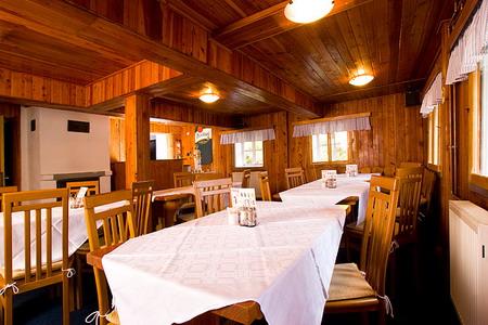 Ubytování Krkonoše - Penzion v Rokytnici v Krkonoších - restaurace