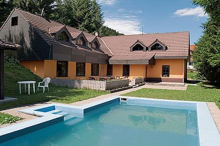Ubytování Krkonoše - Penzion v Prkenném Dole