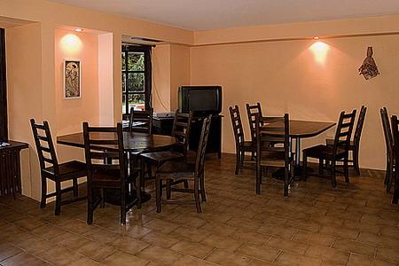 Ubytování Krkonoše - Penzion u sjezdovky v Krkonoších - společenská místnost